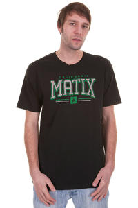 Matix Majors T-Shirt (black)