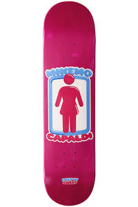Girl Capaldi Pretty Sweet 8&quot; Deck (red)