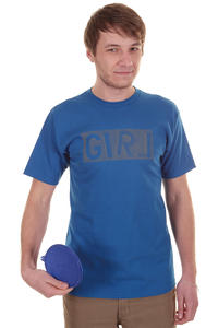 Girl Detention T-Shirt (royal)