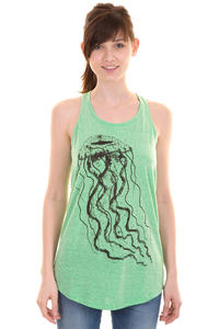 Nikita Hydra Tank-Top girls (deep mint)