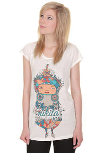 Nikita Oryx T-Shirt girls (snow white)