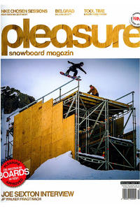 Pleasure 101 September 2012 Magazin