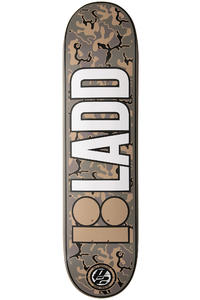 "Plan B Ladd Urban Ops P2 7.75"" Deck (brown)"