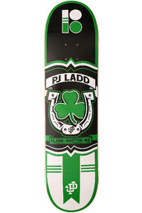 Plan B Ladd Crest Pro Spec 8&quot; Deck (black green)