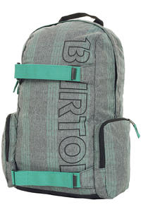 Burton Emphasis Backpack (misty tidal plaid)