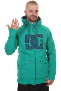 DC Maxmillions Snow Hoodie (columbia green)