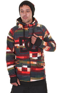 DC Maxmillions Snow Hoody (red plaid)