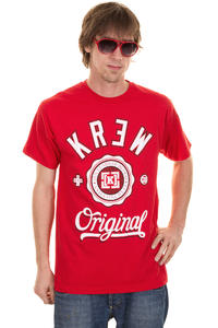 KR3W Regular T-Shirt (red)