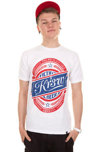 KR3W Beers T-Shirt (white)
