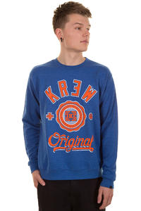 KR3W Crew Sweatshirt (blue heather)