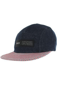 KR3W Refused 5 Panel Cap (red navy)