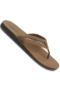 Reef Bonzer Sandale (dark brown plaid)
