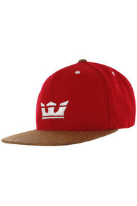 Supra Icon Starter Cap (red)