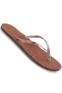 Reef Leather Uptown Luxe Sandale girls (multi snake)