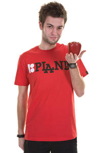 Plan B LA T-Shirt (red)