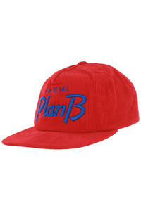 Plan B Official Cap (red)