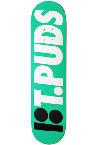 Plan B Pudwill Rush 7.75&quot; Deck (turquoise)