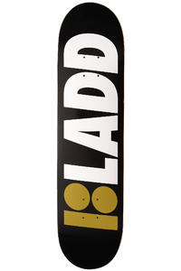Plan B Ladd Rush 7.875&quot; Deck (black)
