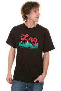 LRG CC Two T-Shirt (black red)