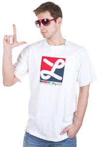 LRG Team Player T-Shirt (white)
