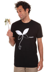 Playboard Flower T-Shirt (black)