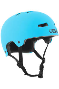 TSG Evolution-Solid-Colors Helm (flat aqua)
