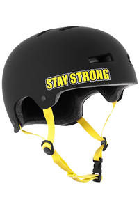 TSG Evolution Charity Stay Strong Helm (black)