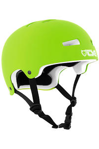 TSG Evolution-Solid-Colors Helm kids (flat green)