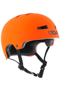 TSG Evolution-Solid-Colors Helm kids (flat orange)