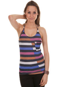 Ragwear Gaia Top girls (blue multistripes)