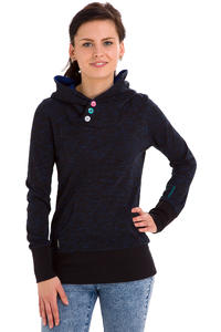 Ragwear Chelsea A Hoodie girls (black jack)