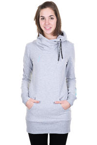 Ragwear Charline Hoodie girls (light grey melange)