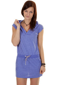 Ragwear Coach Kleid mit Kapuze  girls (baja blue melange)