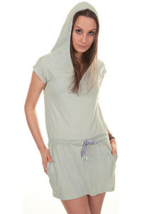Ragwear Coach Kleid mit Kapuze  girls (stone melange)