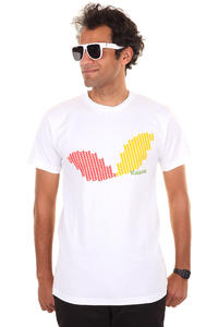 Playboard Rastafari T-Shirt (white)