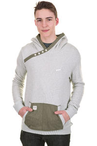 Ragwear Apron Hoodie (stone melange)