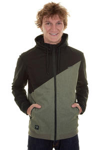 Ragwear Nugget Jacke (green storm)