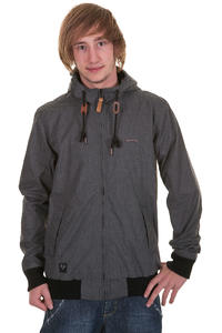 Ragwear Dockside Jacke (black melange)