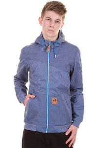 Ragwear Chump Jacke (blue melange)