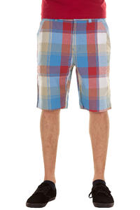 Ragwear Sakut Shorts (red checks)