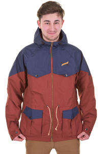 Turbokolor Ewald Plus Jacke (navy brown)