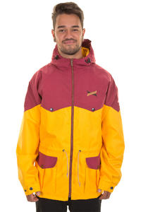 Turbokolor Ewald Plus Jacke (yellow red)
