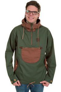 Turbokolor Freitag Jacke (green brown)