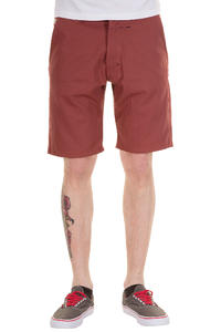 Turbokolor Chino Shorts (brick)