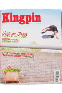 Kingpin Skateboarding Europa 106 10/2012 Magazin