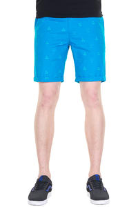 Iriedaily Boneshaker Shorts (cyan blue)