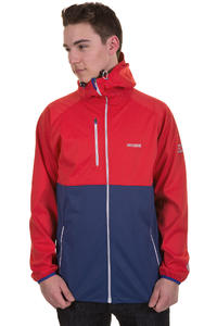 Mazine Luiz 2 Windbreaker (true red cobalt)