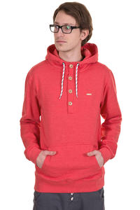 Iriedaily Hipster Hoodie (red melange)
