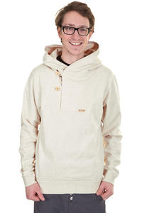 Iriedaily Ean Effort Hoodie (ecru melange)