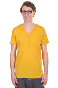 Iriedaily Clerk 2 T-Shirt (gold yellow)